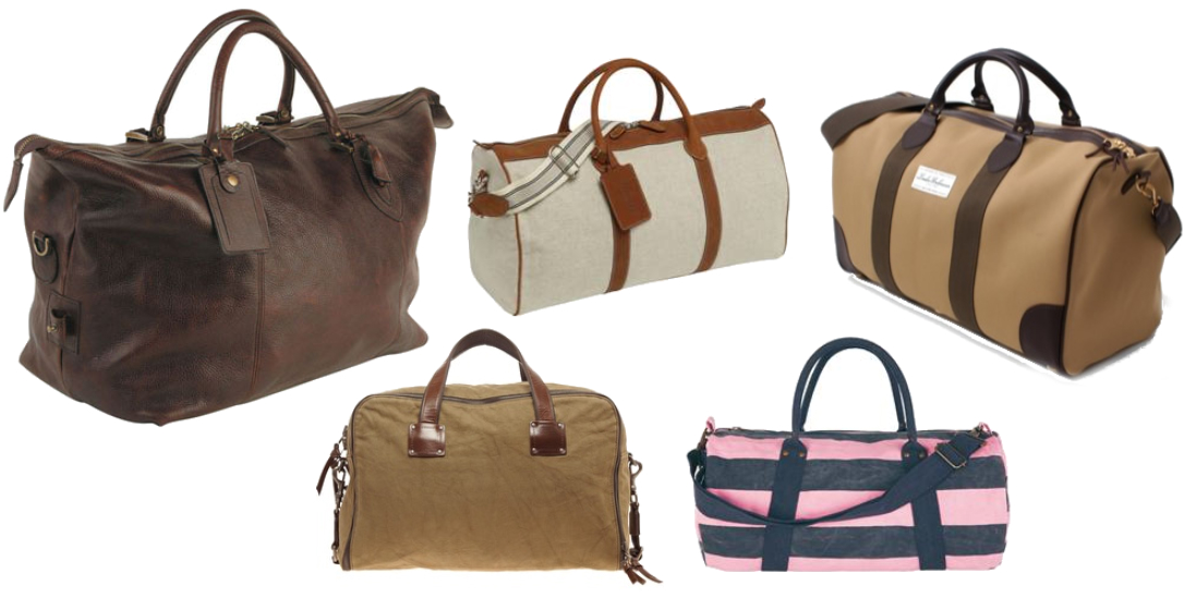 Holdall Bags for Men