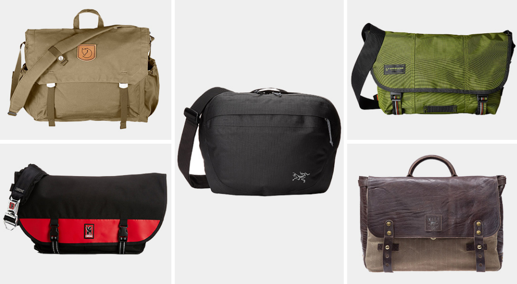Messenger Bags for men – They're not only to carry